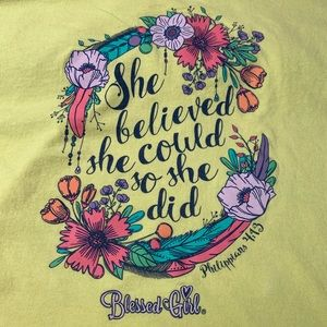 Blessed Girl Tee